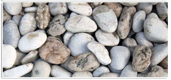 鹅卵石性质分析