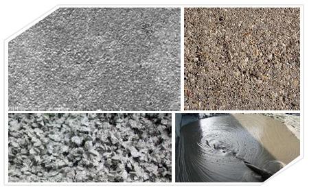 混凝土骨料性质分析