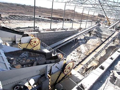 平顶山石料生产线